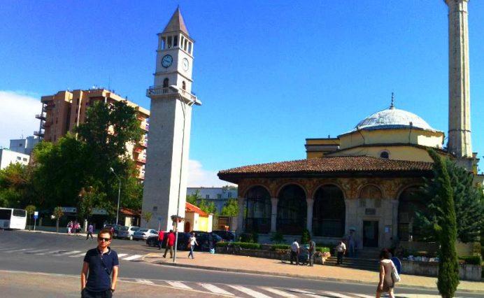 Tiran-Arnavutluk