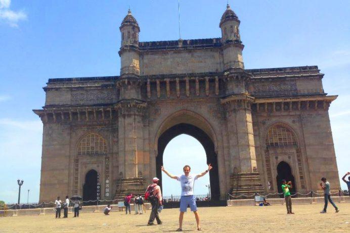 Hindistan'ın Giriş Kapısı. İlk Durağımız