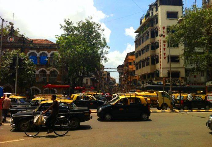 Mumbai Sokakları