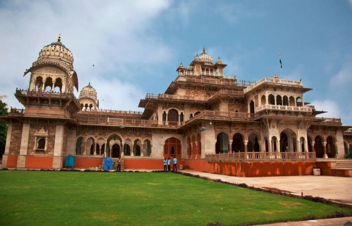 Albert Hall Müzesi-Jaipur