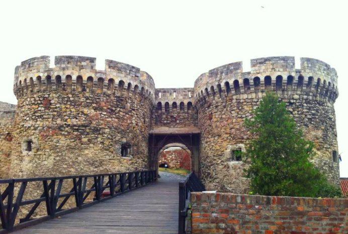 Kalemegdan Kalesi-Belgrad