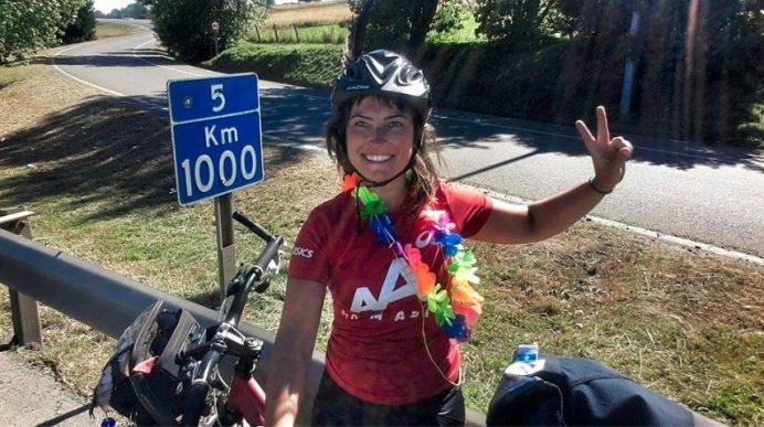 Hale Sargın-Güney Amerika'da Bisikletle Geziyor