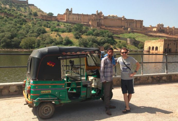 Tuktukçumuz-Amber Kalesi-Jaipur