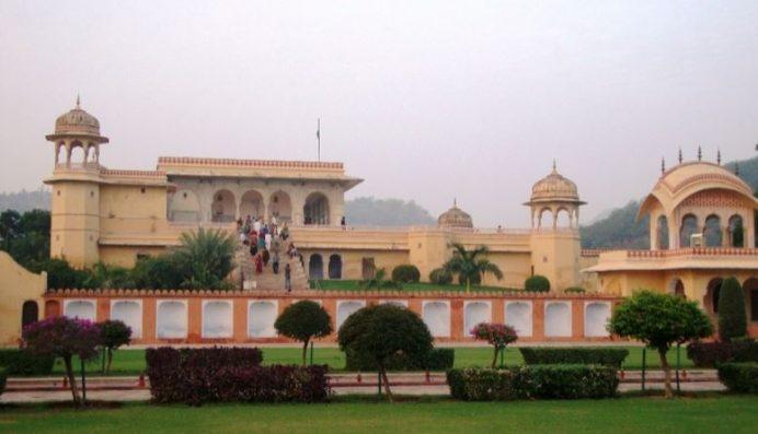 Kanak Vrindavan Mahal (Bahçeleri)-Jaipur