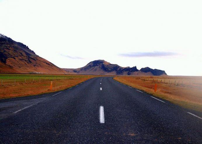 Bu Yaz En Büyük Hayalim İzlanda'nın Bu Yollarında Karavan Sürmek