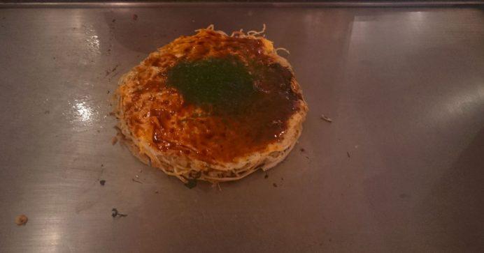 Hiroşima Usulü Okonomiyaki
