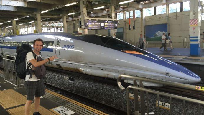 Shinkansen Trenleri-Japonya