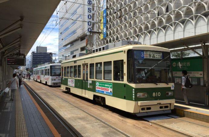 Şehir içinde Yaygın Kullanılan Tramvaylar