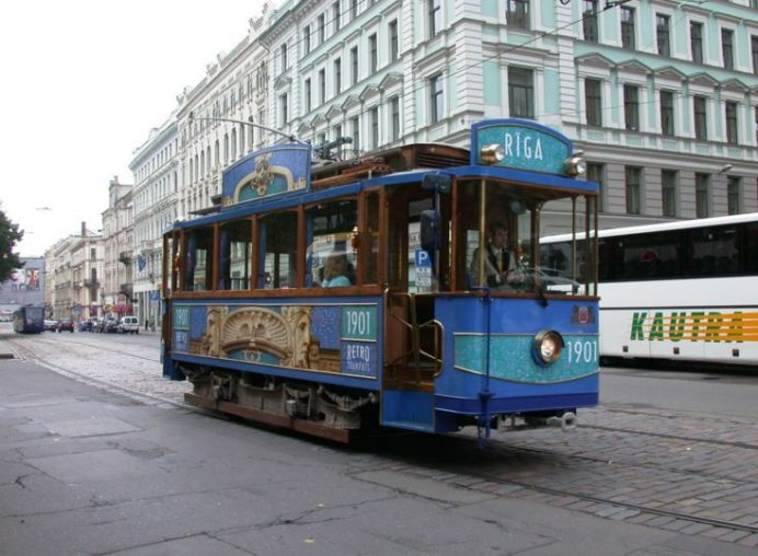 Riga Tramvayları