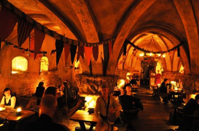 Rozengrals Restoranı Riga
